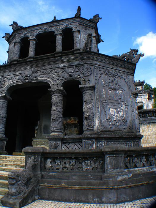 Мавзолей Кхай Динь -Tomb of Khai Dinh 23236