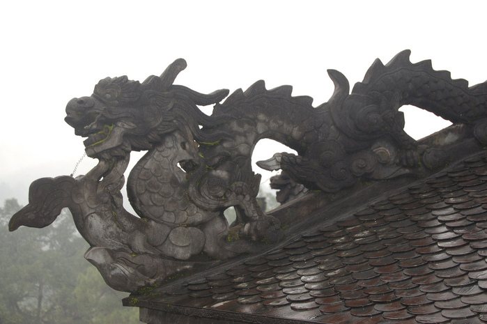 Мавзолей Кхай Динь -Tomb of Khai Dinh 60714