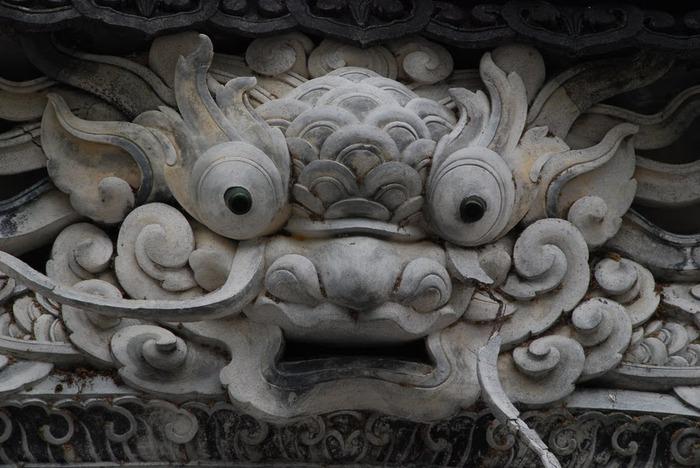 Мавзолей Кхай Динь -Tomb of Khai Dinh 22949