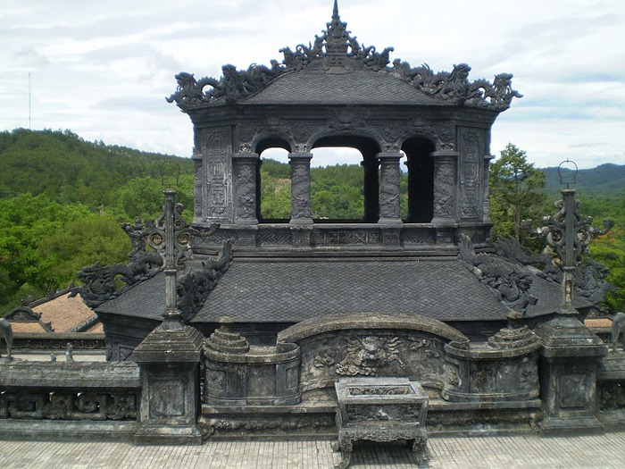 Мавзолей Кхай Динь -Tomb of Khai Dinh 24880