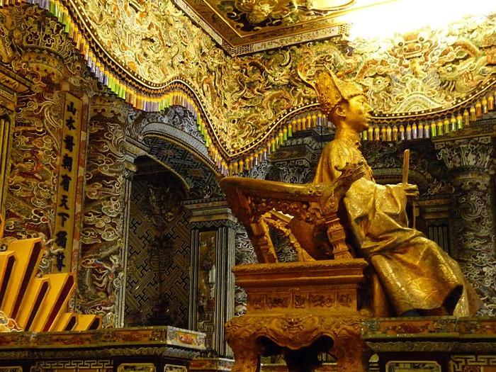 Мавзолей Кхай Динь -Tomb of Khai Dinh 42657