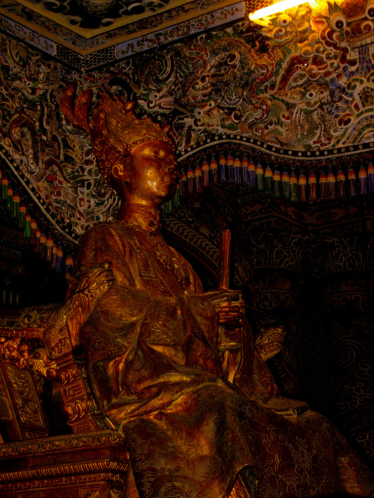 Мавзолей Кхай Динь -Tomb of Khai Dinh 19720