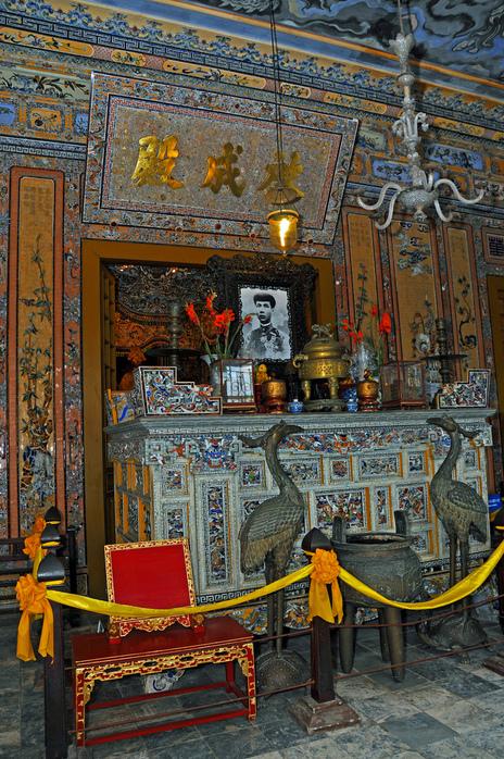 Мавзолей Кхай Динь -Tomb of Khai Dinh 22414