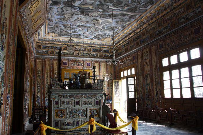 Мавзолей Кхай Динь -Tomb of Khai Dinh 27072