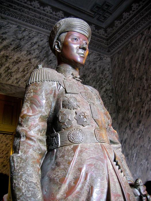 Мавзолей Кхай Динь -Tomb of Khai Dinh 93516