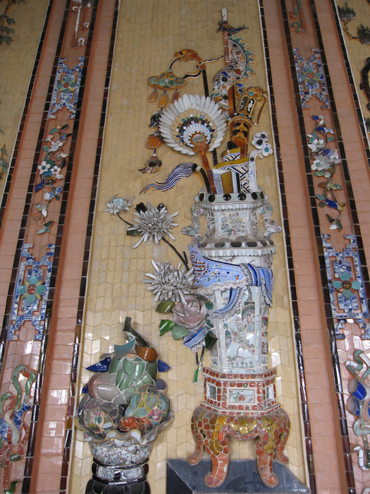 Мавзолей Кхай Динь -Tomb of Khai Dinh 71698