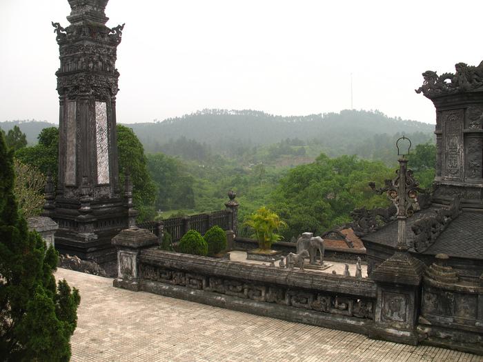 Мавзолей Кхай Динь -Tomb of Khai Dinh 28046
