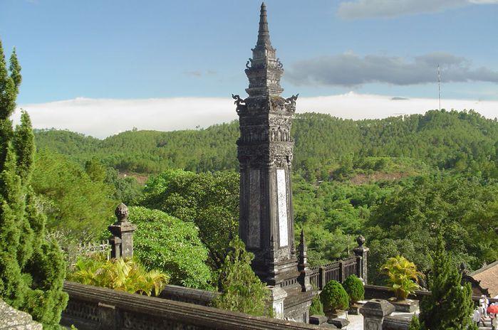 Мавзолей Кхай Динь -Tomb of Khai Dinh 66414