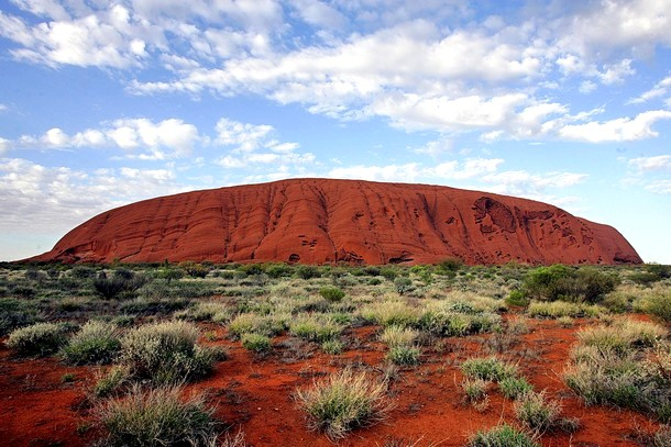 Национальный парк Улуру-Ката Тьюта (Uluru-Kata Tjuta National Park)