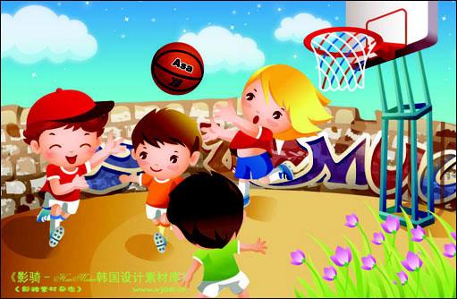 клипарт детский спорт: