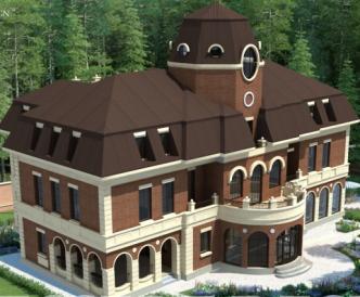(332x274, 211Kb)Здание можно окрасить и так, и эдак, и каждый раз это будет внешне другое здание