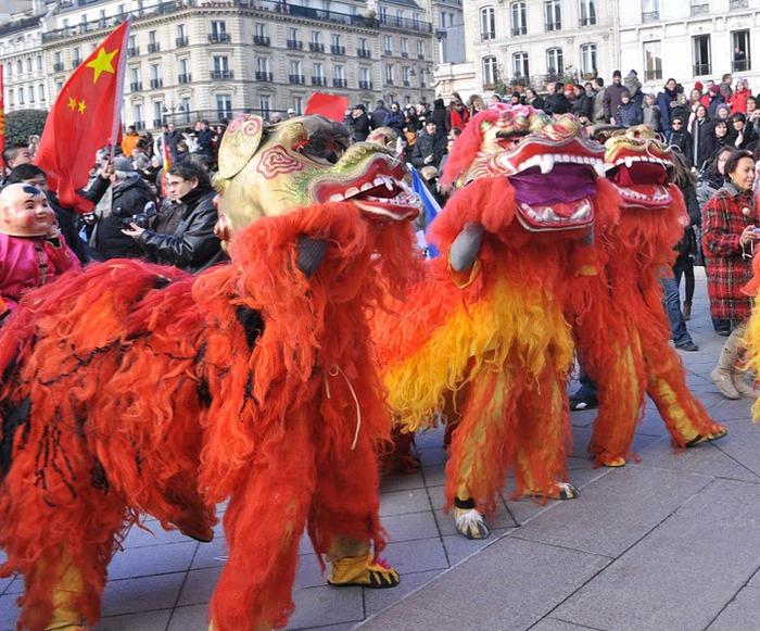 Китайский Новый год в Париже 82940