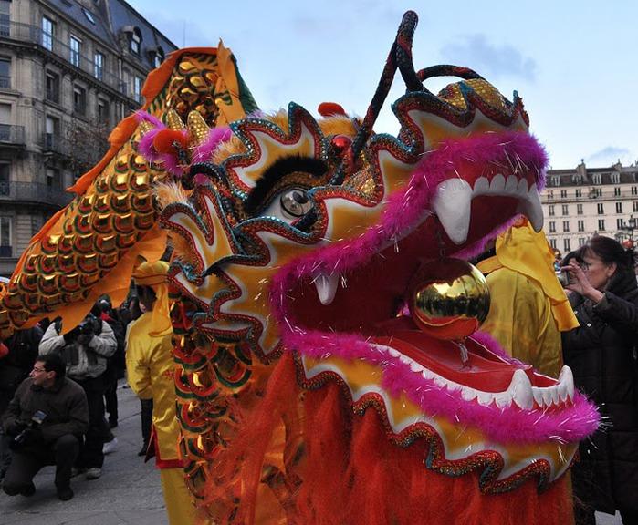 Китайский Новый год в Париже 41540