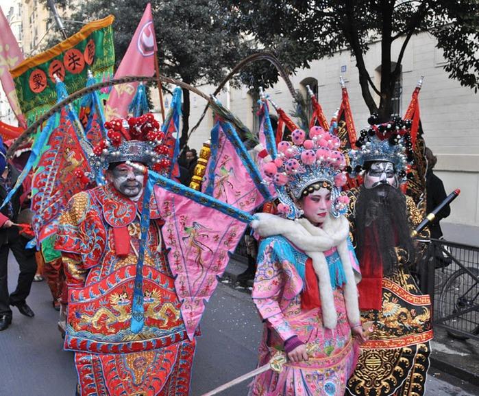 Китайский Новый год в Париже 67261