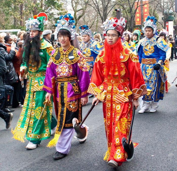 Китайский Новый год в Париже 75256