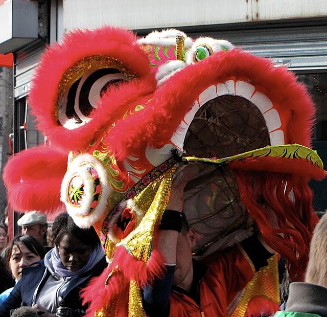 Китайский Новый год в Париже 89222