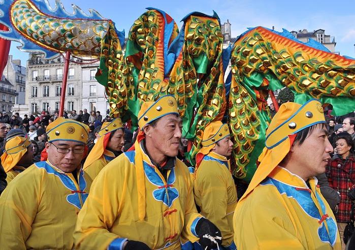 Китайский Новый год в Париже 42689