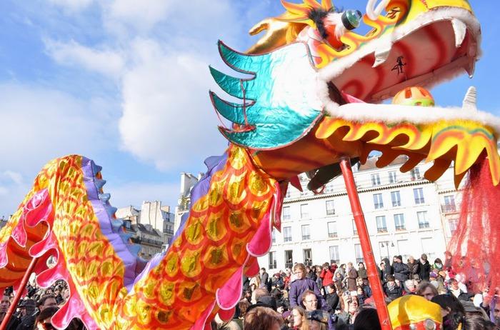 Китайский Новый год в Париже 37483