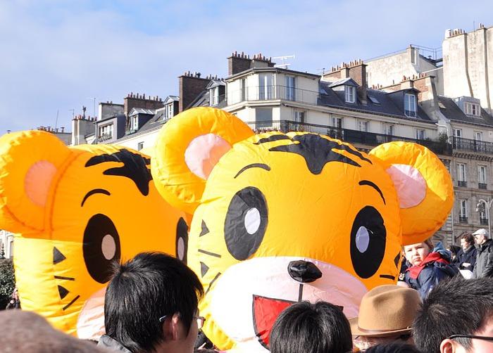 Китайский Новый год в Париже 90008