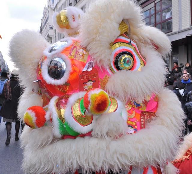 Китайский Новый год в Париже 57734