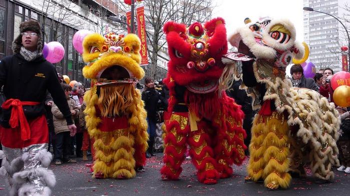 Китайский Новый год в Париже 71194