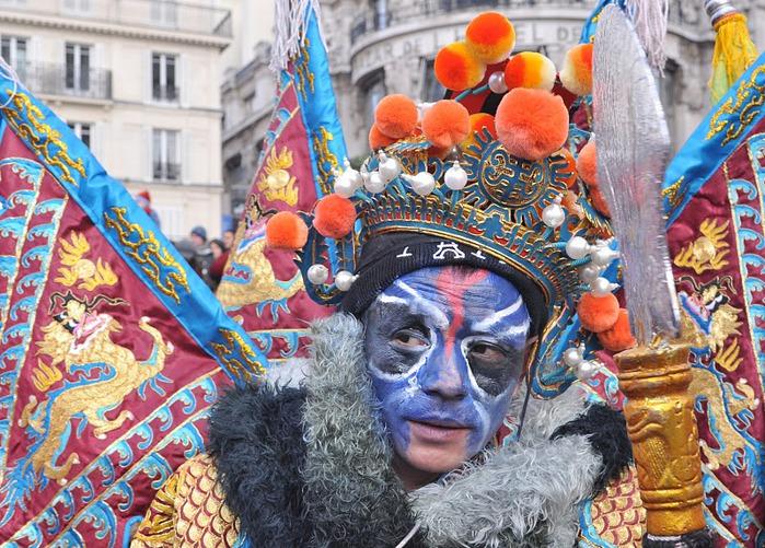 Китайский Новый год в Париже 44002