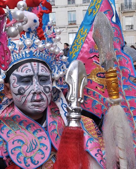 Китайский Новый год в Париже 97065
