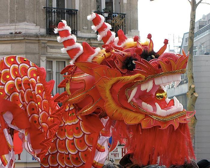 Китайский Новый год в Париже 13578