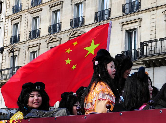 Китайский Новый год в Париже 93761