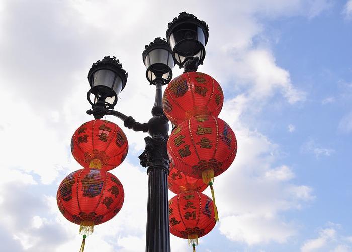 Китайский Новый год в Париже 96360