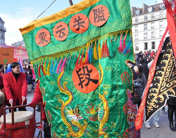 Китайский Новый год в Париже 91704