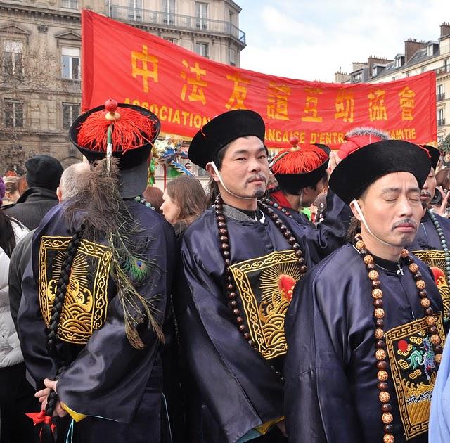 Китайский Новый год в Париже 86758
