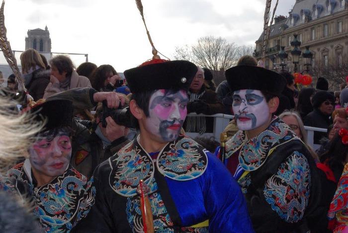 Китайский Новый год в Париже 20323