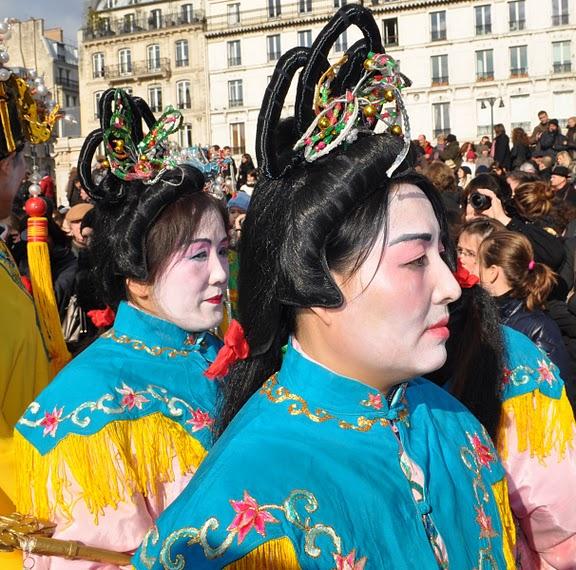 Китайский Новый год в Париже 67354