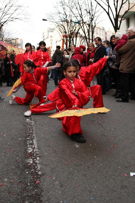 Китайский Новый год в Париже 51328
