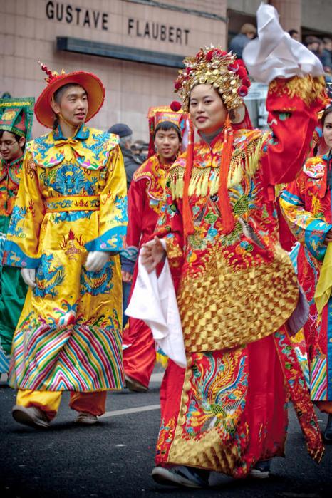 Китайский Новый год в Париже 73114