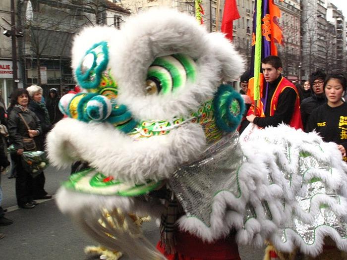 Китайский Новый год в Париже 28181