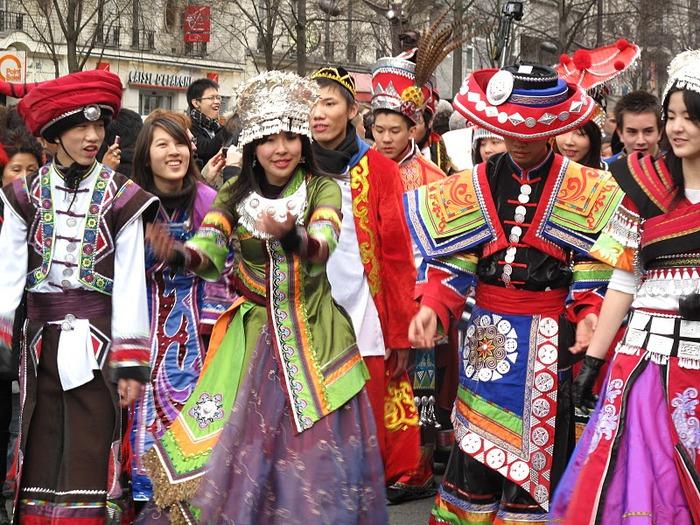 Китайский Новый год в Париже 53851