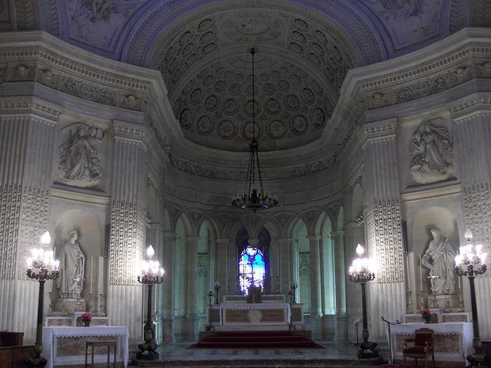 La chapelle royale de Dreux-Королевская капелла в Дрё 94992