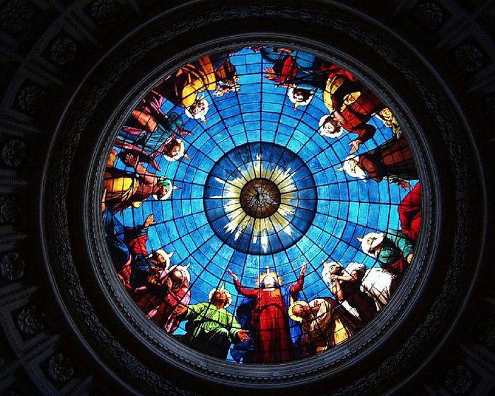 La chapelle royale de Dreux-Королевская капелла в Дрё 68692