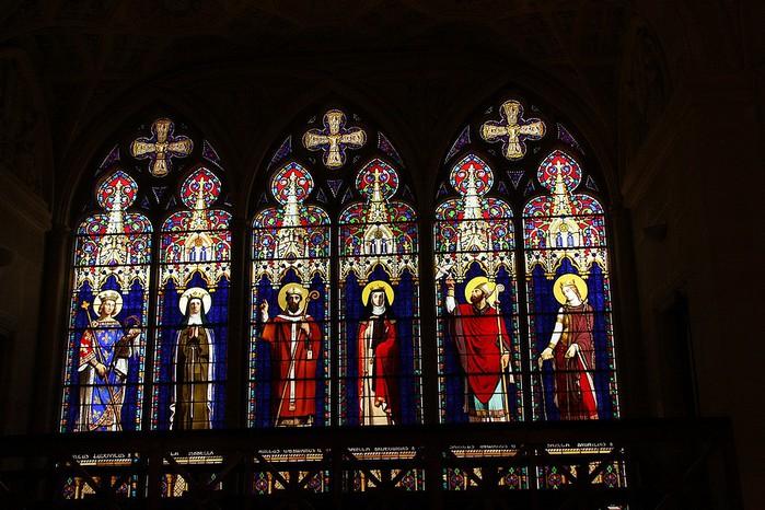 La chapelle royale de Dreux-Королевская капелла в Дрё 25432