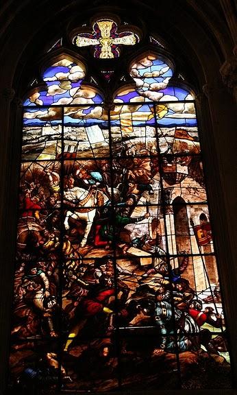 La chapelle royale de Dreux-Королевская капелла в Дрё 93780
