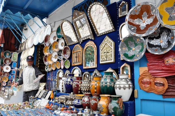 Тунис. Синий город - Sidi Bou Said 69864