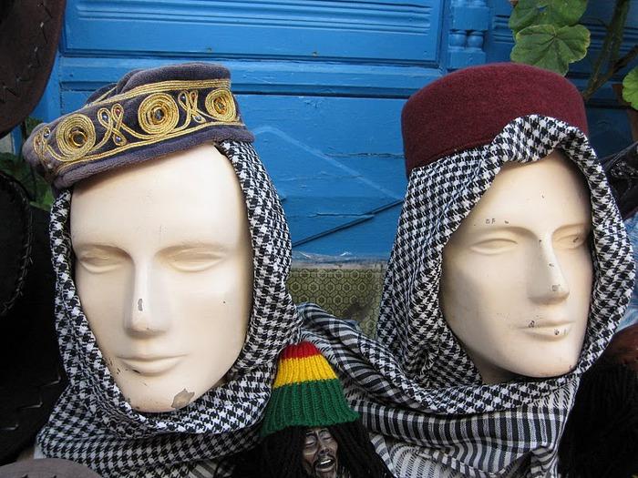Тунис. Синий город - Sidi Bou Said 88136