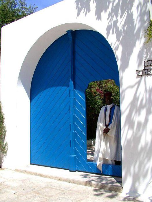 Тунис. Синий город - Sidi Bou Said 24767