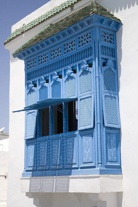 Тунис. Синий город - Sidi Bou Said 85302