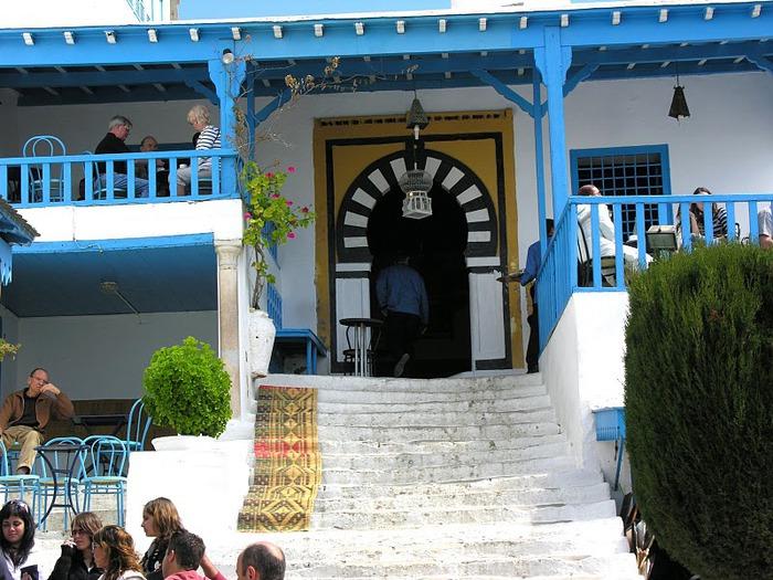 Тунис. Синий город - Sidi Bou Said 86489