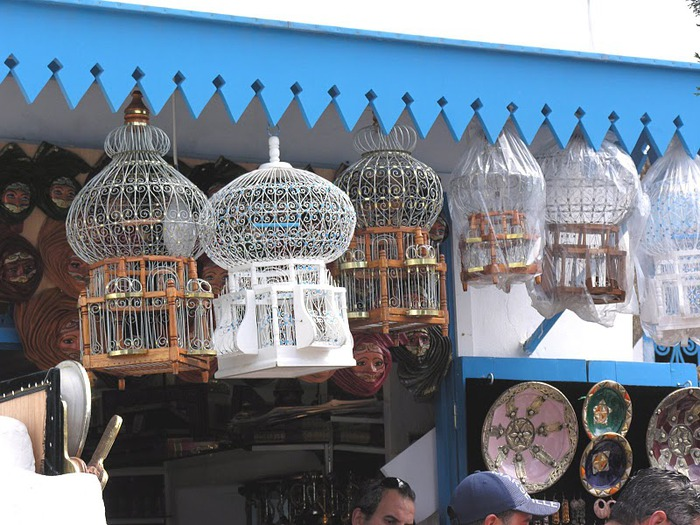 Тунис. Синий город - Sidi Bou Said 50768