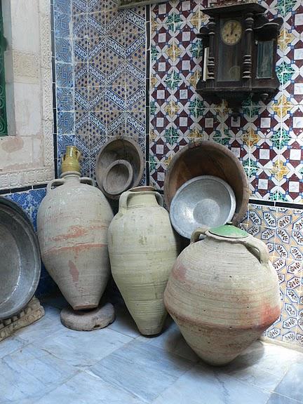 Тунис. Синий город - Sidi Bou Said 58556