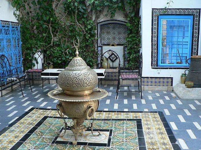 Тунис. Синий город - Sidi Bou Said 10886